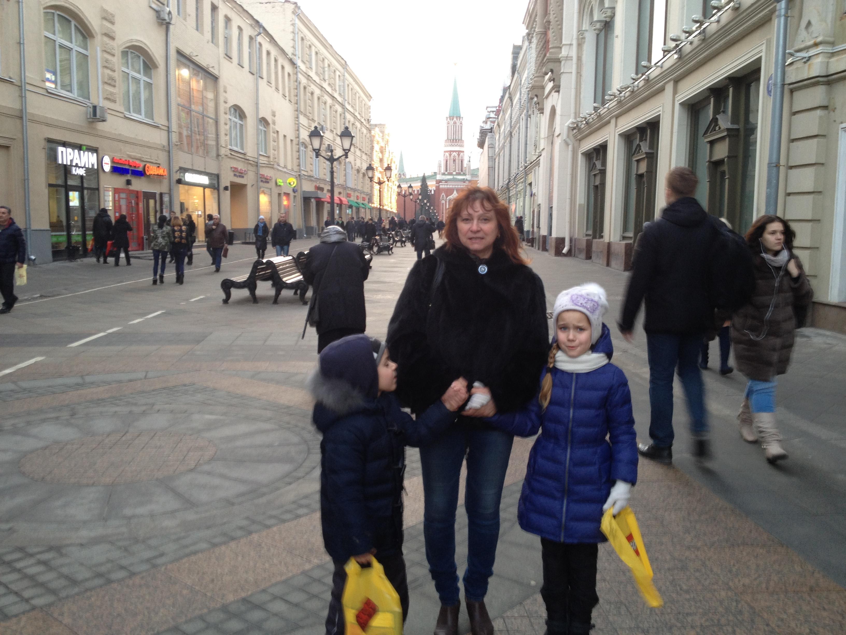 Кобцева Галина Павловна